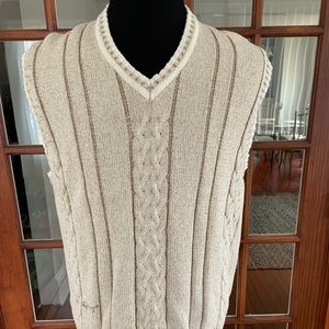 Greg Norman Collection Golf Sweater Vest